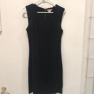 Helmut Lang little black dress
